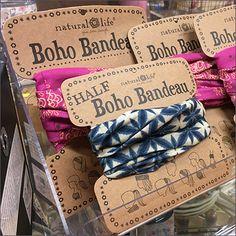 Scarf Hanger, Retail Fixtures, Retail Merchandising, Bandana, Knots, Boho, Cards, Etsy, Bandanas