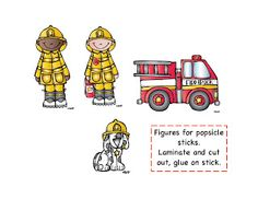 Fire Safety Coloring Page Preschool Printables: Free Fire Safety Sticks Fire Safety For Kids, Fire Safety Week, Free Printable Puzzles, Preschool Printables, Preschool Ideas, Preschool Activities, Community Workers, School Community, Fire Prevention Month