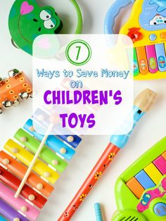 Do you feel like you need to take out a loan to afford all of the latest and greatest children's toys? The truth is there are so many fun products out there; it can be easy to go over budget really fast! If you wish you could stretch your toy dollar, take a look at these 7 ways to save money on children's toys and get the products your children want for less!