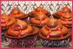 True Blood Cupcakes