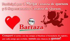Sorteo Enamorate con Barraza