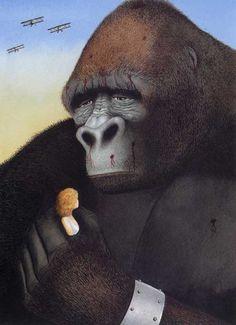 Anthony Browne: King Kong
