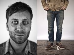 Dan Auerbach (The Black Keys), without his awesome beard. Dan Auerbach, A Good Man, The Man, Pretty Pictures, Cool Photos, Like A Sir, Brooklyn, Men's Fashion, Awesome Beards
