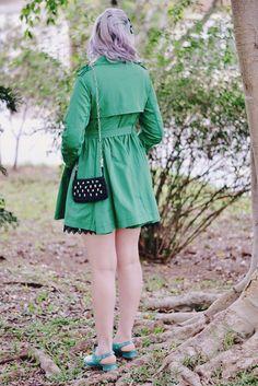 O Fantástico Mundo de Jess: Green day