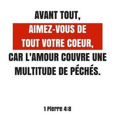 1 Pierre 4: 8