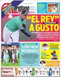 2018-02-18  Periódico Meridiano (Venezuela). Periódicos de Venezuela. Toda la prensa de hoy. Kiosko.net