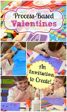 Process-Based Valentines -- An invitation to create!