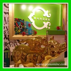 My new favorite store ~ hands down the most fabulous selection of Monogram, personalized, and just simply fashionably awesome gifts you can find! CWonder #UnWrapWonder Holiday Shopping Event Benefits SAFEChildNC