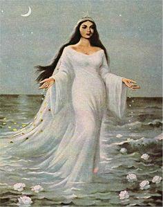 YEMAYA - THE GREAT MOTHER