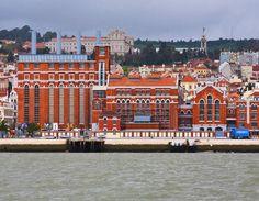 Museu da Eletricidade - Lisboa - Portugal