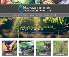 PRI The PRI website is an online extension of the Permaculture Research Institute. The PRI is located on a Permaculture demonstration site in The Channon NSW, and is headed by Geoff & Nadia Lawton. Over the years the site has been expanded by the many contributing authors, and now even many experienced permies are posting there because the site acts like a hub for publishing permaculture news.  This is probably the largest database of permaculture articles on the world.  It's like an…