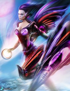 Concept Art World » Legend of the Cryptids and Galaxy Saga Art by Daniel Hyun Lim