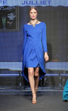 David_Cristian_1017858 Trendy Fashion, Fashion Show, Christian Clothing, Spring Summer 2015, David, Hair Beauty, Couture, My Style, Catwalks
