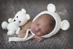 7 Days New | Teddy bear Newborn Session <3 emiB Photography