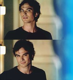 Cute Damon TVD