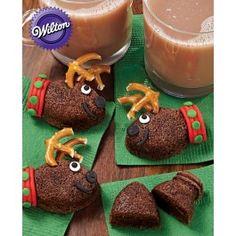 Wilton® Reindeer Brownies