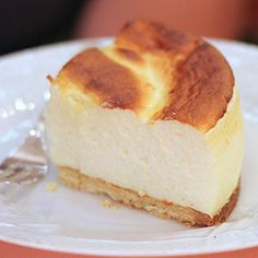 Lemon ricotta cheesecake-would omit lemon .
