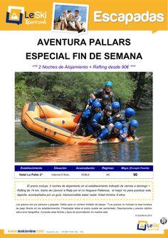 Escapada Aventura Pallars: 2 Noches de Alojamiento Fines de Semana Mayo + Rafting desde 90€ ultimo minuto - http://zocotours.com/escapada-aventura-pallars-2-noches-de-alojamiento-fines-de-semana-mayo-rafting-desde-90e-ultimo-minuto/