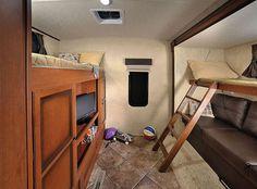 2015 Palomino SolAire Ultra Lite 318TSBHK Bunk Room