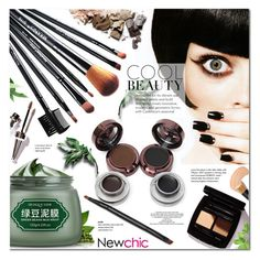 """""""Newchic 26"""" by anyasdesigns ❤ liked on Polyvore featuring beauty, StyleNanda and Tiffany & Co."""