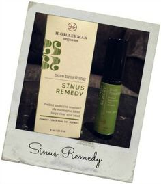 H.Gillerman Organics Essential Oils Review Sinus Remedies, Feeling Under The Weather, Organic Herbs, Organic Essential Oils, Green Goddess, Medicine, Essentials, Pure Products, Drink