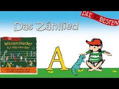 Das Zähllied - Wissenslieder für Kleinkinder || Kinderlieder - YouTube