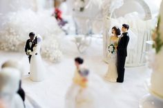 A new study challenges the myth that marriage is a magic potion.