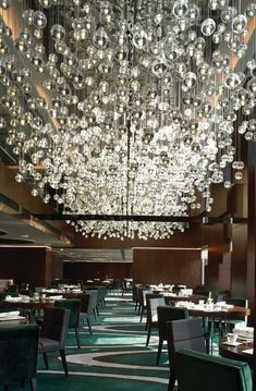 commercial lighting fixtures mid century modern restaurant spectacular glass pendants