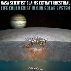 NASA Scientist Claims Extraterrestrial Life Could Exist in our Solar System | Stillness in the Storm