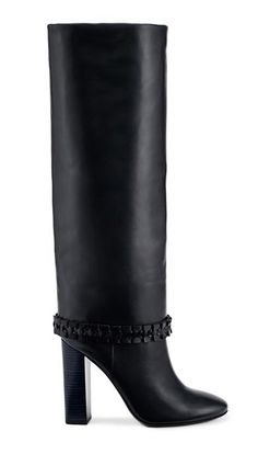 Our Sarava Boot: a Seventies take on a stovepipe silhouette | Tory Burch Fall 2015