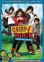 Camp Rock. Un film di Matthew Diamond. Con Demi Lovato, Joe Jonas, Meaghan Jette Martin, Maria Canals-Barrera, Alyson Stoner. Film TV, Commedia musicale, durata 94 min. - USA 2008.