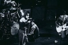 "Years Ago...November 13th 1972  The Alice Cooper Band play at the Olympia Theatre in Paris France The Band performed two sets that evening  at 7:30 & 10:30 . Flo & Eddie did the opening honors . A note from Alice regarding one of the sets '' ""A member of the audience jumped on stage with a burning guitar and threw it at Glen Shep rushed on stage and flattened the guy holding him down until the police arrived."" The Sunday Express reported an unusual after- party was  given in Paris by Alice…"