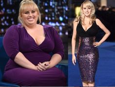 Here is THE Secret Behind REBEL WILSON Incredible Weight Loss!