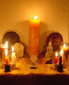 Angelic and Divine Candle Prayer by AngelHealings on Etsy