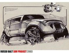 Russo Balt SUV Project