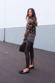 Work Outfit Ideas to Try This Winter | StyleCaster