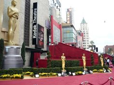 Hollywood Awards:  One of the things that the Hollywood elite does best is honor itself about 35 times a year.