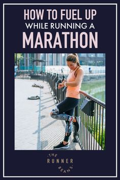 Fuelling your body right during a marathon is crucial. Learn what to eat mid race and explore the perfect marathon fueling plan with expert tips from a renowned marathon nutritionist. Eat right, run your heart out, and enjoy! #marathonfuel #marathonfueling #marathonfuelplan #marathoneatingplan #therunnerbeans