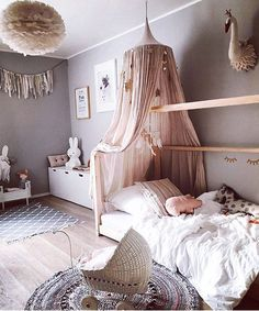 Kid Bedrooms, Girls Bedroom, Bedroom Ideas, Big Girl Rooms, Kidsroom, Girl  Room Decor, Studio, Babies Rooms, Toddler Rooms
