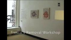 In Fresco Removal wordt via een van de oudste restauratietechnieken grafitti's van de muur over gezett op schildersdoek. Dit biedt de mogelijkheid om informe...