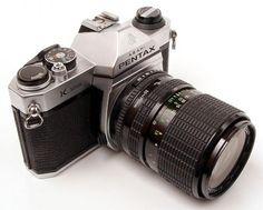 Pentax K1000 - The Perfect Starter Camera!