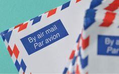 Faire-part Billet dAvion Airines
