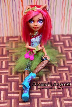 Monster High: Star Child Howleen | Flickr - Photo Sharing!