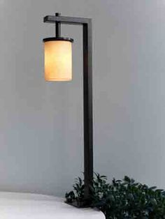 Outdoor lighting lamp