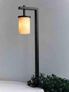 Outdoor lighting lamp