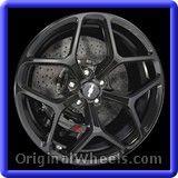 Chevrolet Camaro 2014 Wheels & Rims Hollander #5623 #Chevrolet #Camaro #ChevroletCamaro #2014 #Wheels #Rims #Stock #Factory #Original #OEM #OE #Steel #Alloy #Used
