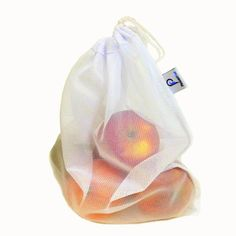 Amazon.com: Eco-friendly Reusable Grocery Produce Bags from Pleasant Find for Fruits, Vegetables and Whole Foods Offers Washable Groceries Includes Large Foldable Mesh Drawstring Bag Set of 5, Stop Wasting Plastic and Start Reusing Now!: Kitchen & Dining