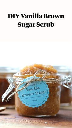 Cool Body Scrub Recipe, Diy Body Scrub, Sugar Scrub Recipe, Diy Scrub, Exfoliating Body Scrub Diy, Sugar Scrub Homemade, Diy Lip Sugar Scrub, Homemade Body Scrubs, Natural Body Scrub
