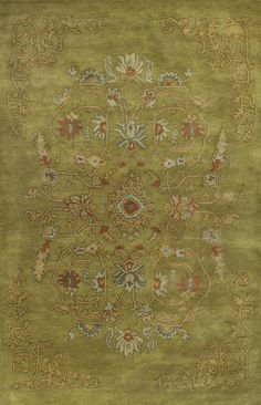 Jaipur Pistachio Marrakakesh Area Rug | Wayfair