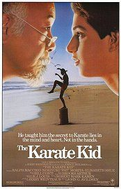 The Karate Kid BEST MOVIE EVER!